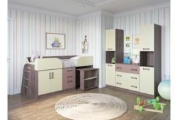 Модульная мебель для детской Престиж - 3
