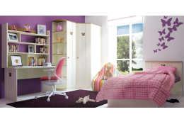 Детская модульная мебель Юниор