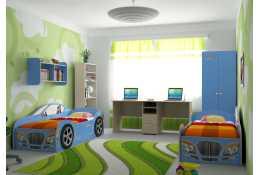 Детская Мебель Юниор Турбо