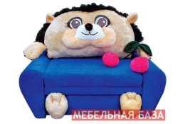 Детский диванчик Ёжик