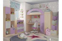 Детская модульная мебель Рико (модерн)