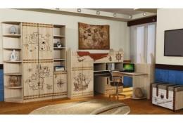 Детская мебель для мальчика Ларго