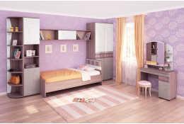 Детская модульная мебель Розали