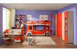 Модульная серия корпусной мебели Автобус