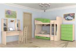 Детская модульная мебель Юниор 4