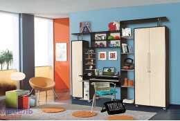 Детская мебель Юнга 1