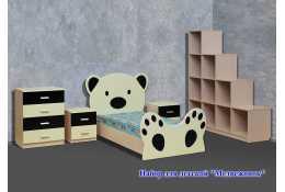 Коллекция для детской комнаты Медвежонок