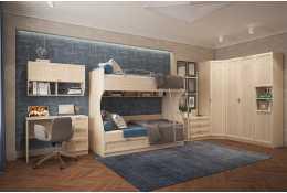 Модульная детская мебель Раут-1