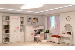Детская мебель для девочки Ларго