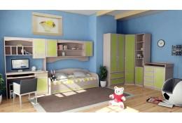 Детская модульная мебель Микки