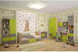 Мебель для детской Пуговка