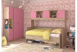 Детская мебель Ника (композиция 2)