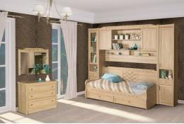 Модульная детская мебель Леон
