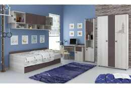 Модульная детская мебель Хэппи