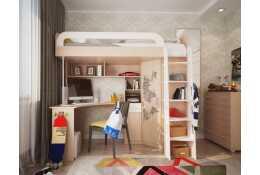Детский комплекс Мультиплекс