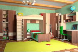 Детская мебель Алешка