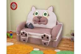 Детский диванчик Кошка