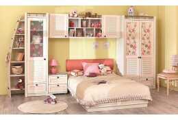 Детская мебель Калипсо для девочек