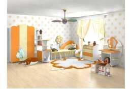 Детская мебель Настенька