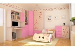 Модульная мебель для детской Бемби