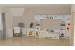 Детская модульная мебель Винни