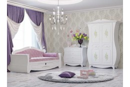 Детская модульная мебель Мирель