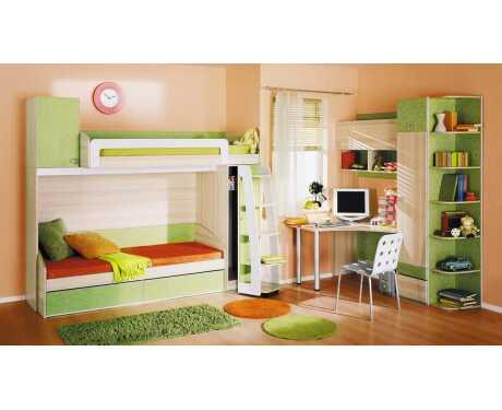 Набор модульной мебели для молодежи Киви