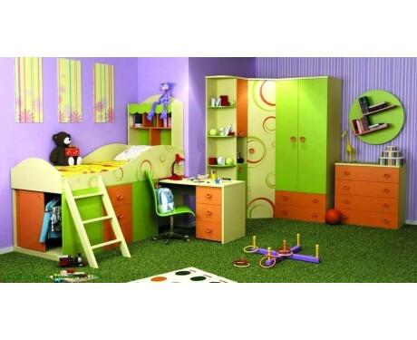 Мебель для детской Фруттис