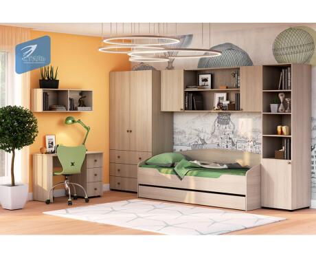 Модульная детская мебель Мийа 3