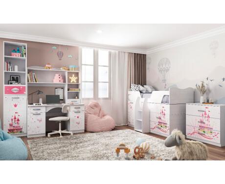 2e5ecfd725e8 Детская мебель Принцесса - ИжМебель | купить 36960 руб. в Спб!