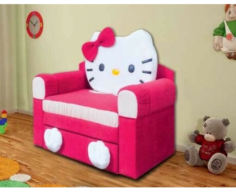 Детский диванчик Китти
