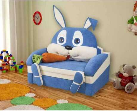 Детский диванчик Заяц