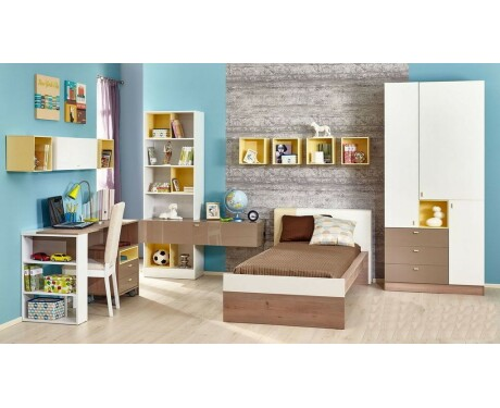 Детская модульная мебель Фьюжн
