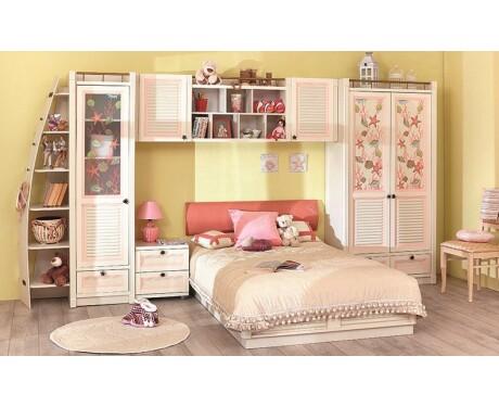 d2e6aacec03f Детская мебель Калипсо для девочек - Любимый дом | купить 96060 руб ...