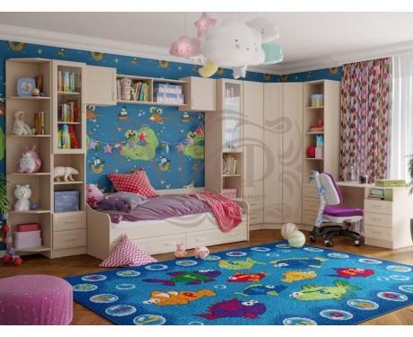 Детская модульная мебель Вега