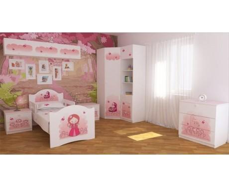 Детская модульная мебель Алиса