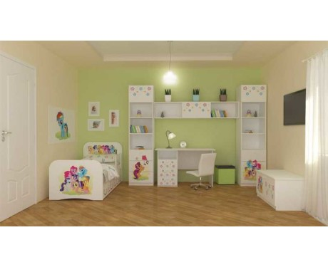 Мебель для детской Пони