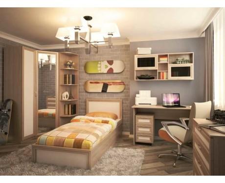 Модульная молодёжная мебель Остин (Ostin)