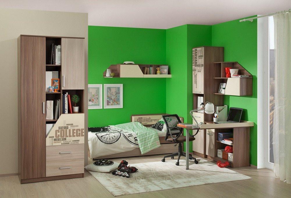 модульная детская мебель колледж от производителя мебельсон в